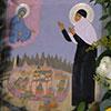 Празднование памяти святой блаженной Екатерины Пюхтицкой 5 мая 2018 года